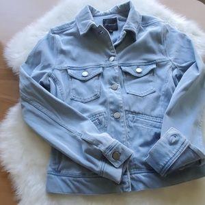 Liverpool Stitchfix denim jacket NWOT XS